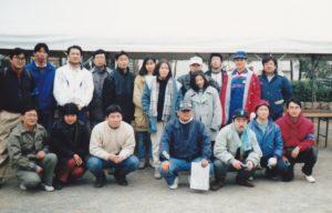 阪神大震災で市民ボランティアとして現地入り