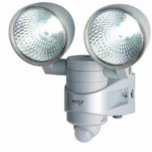防犯ライト