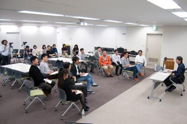 AWBM塾の研修会