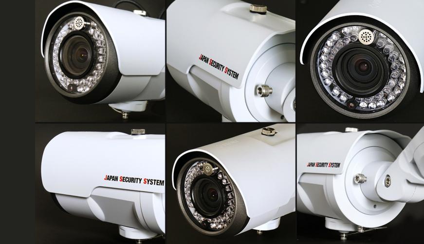 セキュリティショー2018・日本防犯システム~防犯カメラ