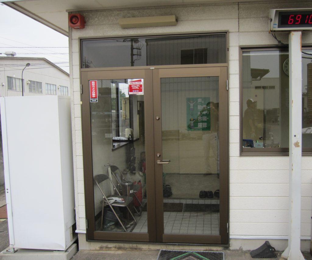玄関ドア リフォーム