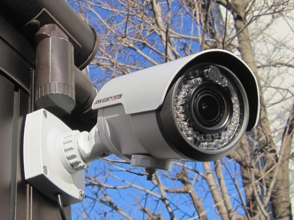 防犯カメラ 施工