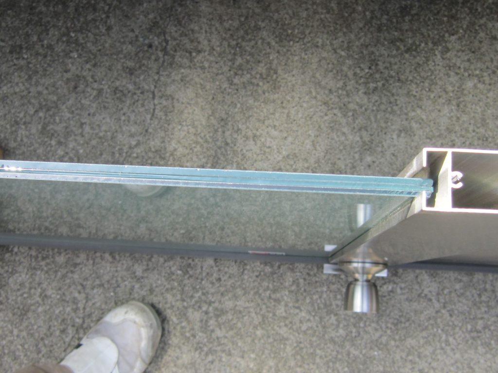 防犯硝子:AGC「ラミセーフセキュリティ」中間膜60ミル