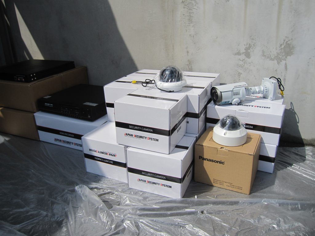 監視カメラ レコーダー 日本防犯システム