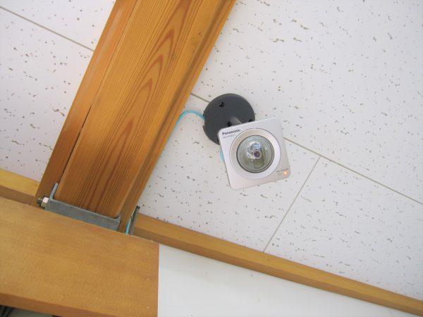 更新前:既存のネットワークカメラ