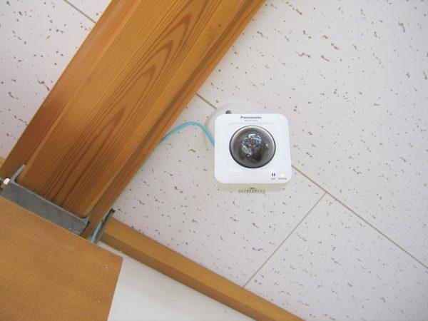 更新後:Panasonicネットワークカメラ