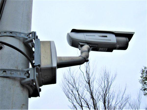 更新前:既存Panasonic監視カメラ