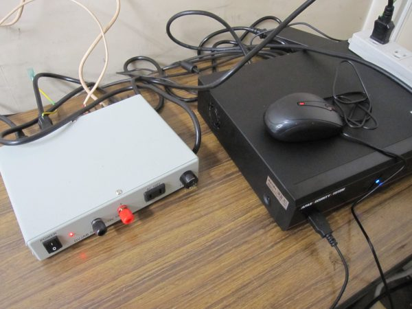 「日本防犯システム」高画質デジタルレコーダー:JS-RA4004 アルファセキュリティによる設置完了後