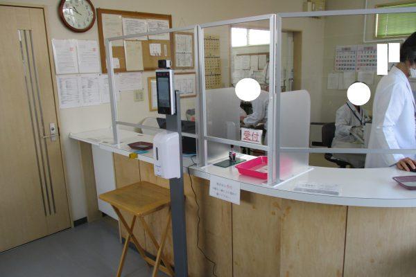 薬局・医療施設タブレット型サーマルカメラ